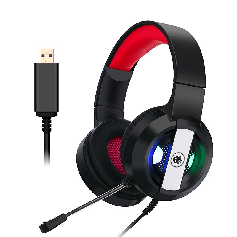 E-sports Headset HIFI Cinema Grade Sound Effects USB - 1MRK.COM