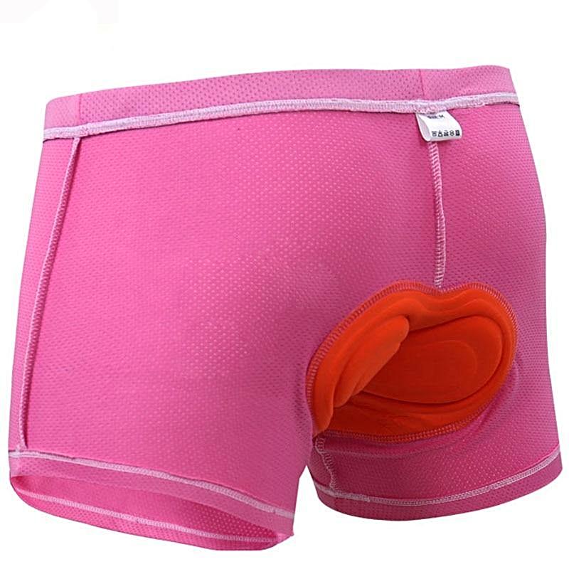 5D Gel Padded Shockproof Cycling Underwear Shorts - 1MRK.COM