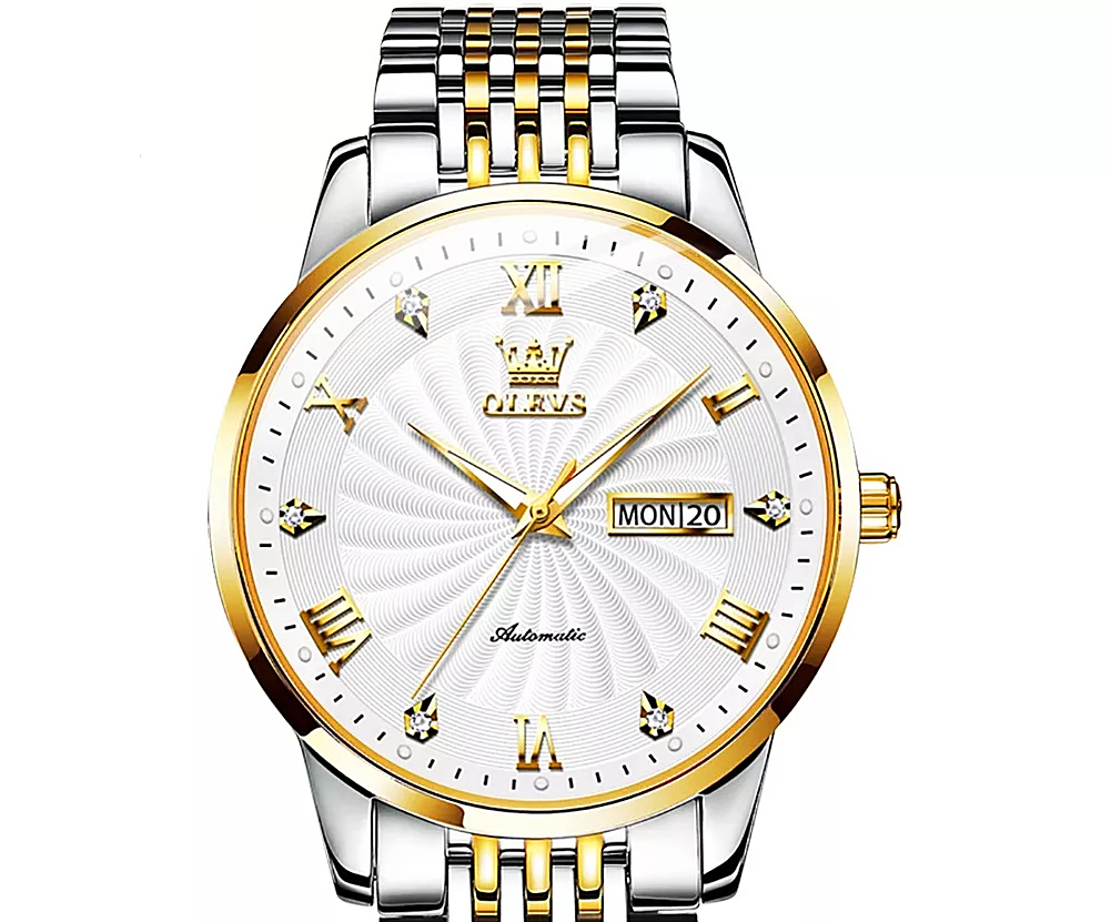 luxury watch Automatic Mechanical Couple Stainless  - 1MRK.COM