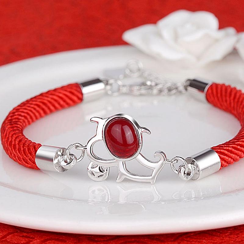 Bracelets Charm Zodiac Bracelet Adjustable  - 1MRK.COM