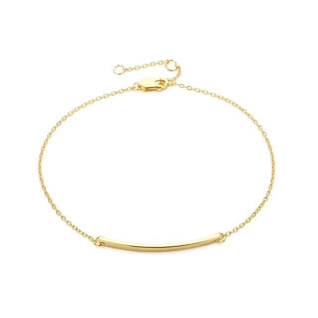 Bracelet Silver Chain  for Women - 1MRK.COM