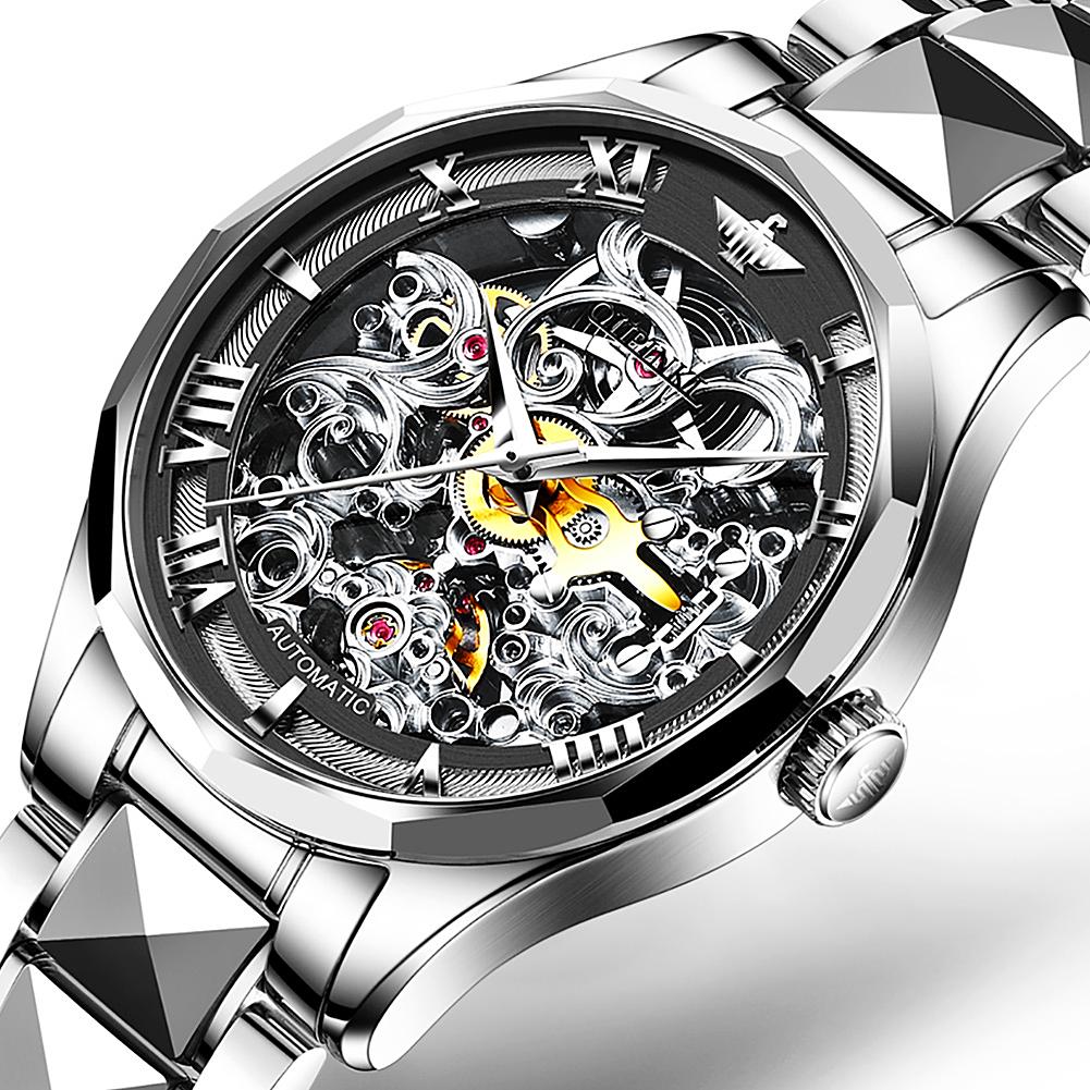 High-Quality Men Business Watch Sport Luxury  + 1MRK.COM