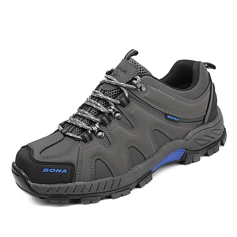 New Classics Style Men Hiking Shoes Outdoor Trekking Sneakers  -  1mrk.com