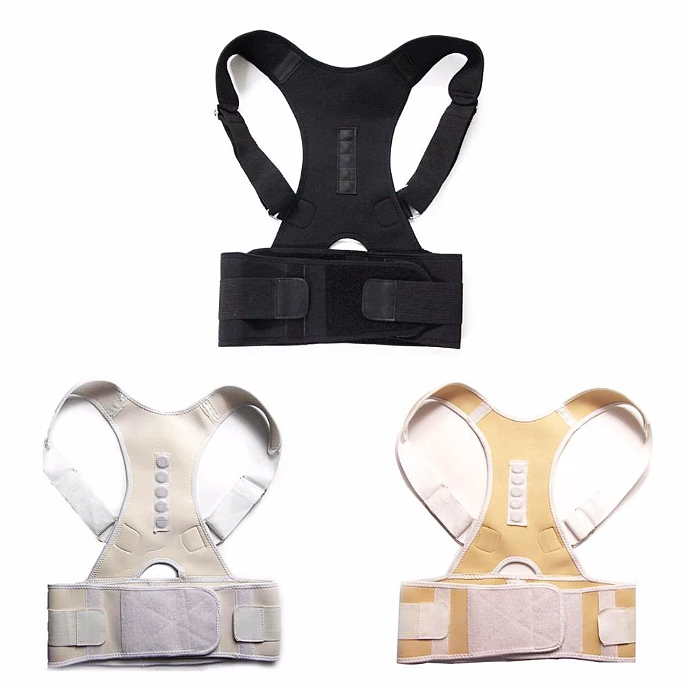 Adjustable Support Posture Corrector Corset - 1MRK.COM