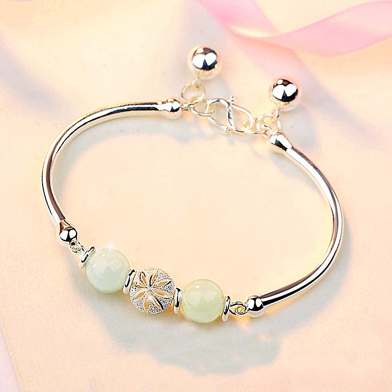 Simple Personality Open Bracelet for Women - 1MRK.COM