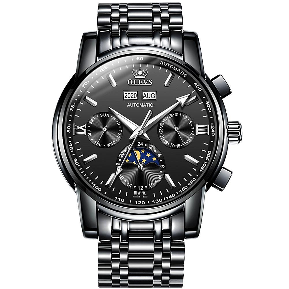 Outlet Moon Calendar High-Quality Luxury Watch - 1MRK.COM