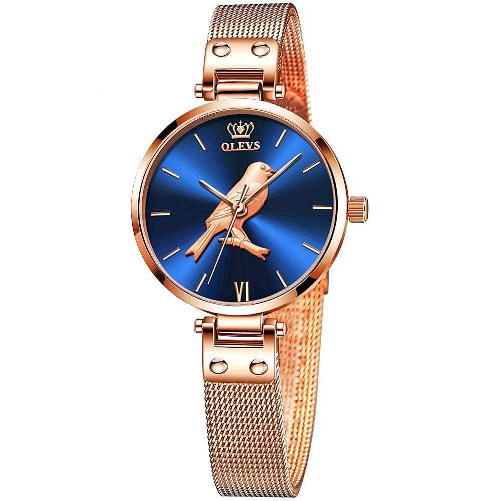 Women Ultra Thin Minimalist Quartz Wristwatch - 1MRK.COM