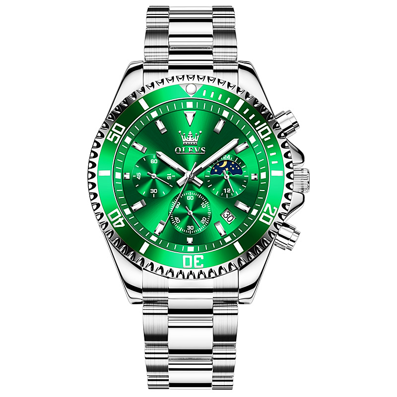 Luxury Men's Watches Sports Waterproof Analog  + 1MRK.COM
