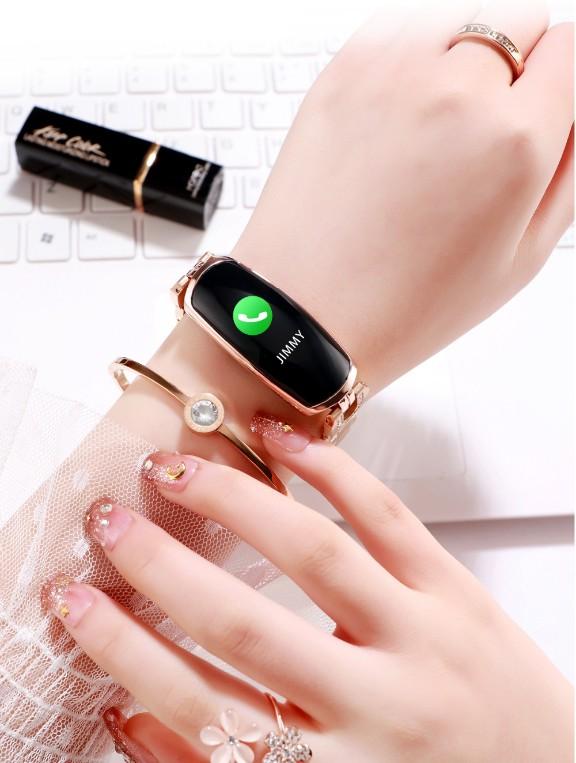 Women Smart Fitness Bracelet IWZ-WF1